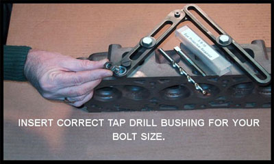 Remove Broken Bolt >> How To Remove A Broken Bolt From A Cylinder Head Brokenbolt Com